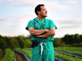 From Undocumented Farmworker to Neurosurgeon