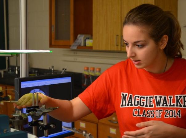Meet Samantha Marquez, Latina Teen Scientist